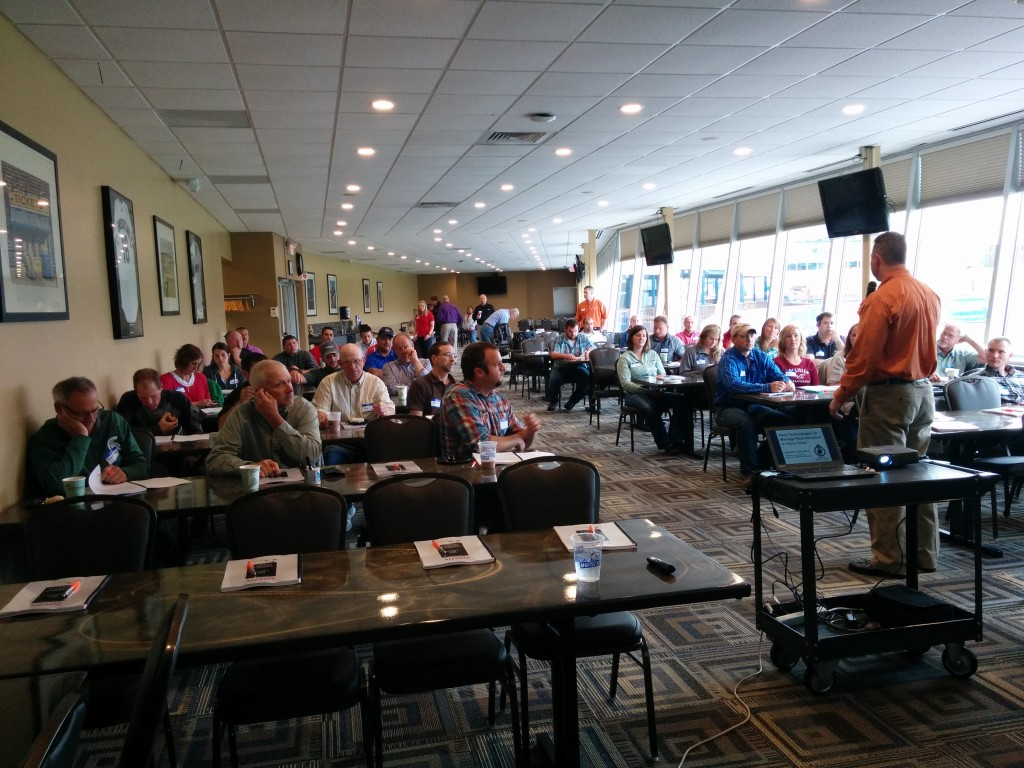Zoetis Grand Rapids meeting 2015